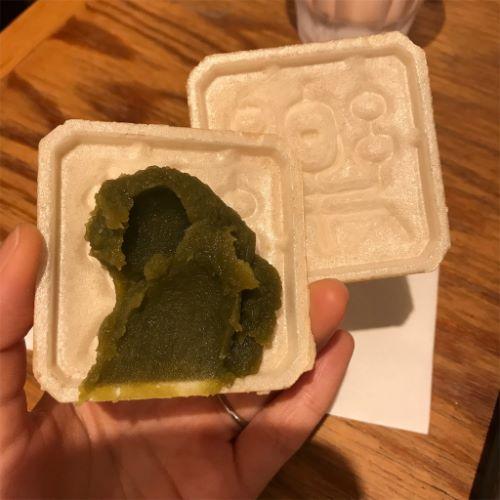 阿古屋茶屋 デザート
