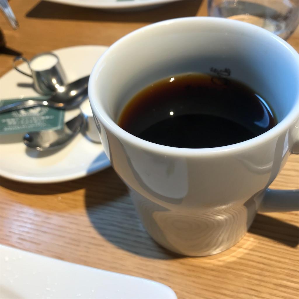 むさしの森珈琲 コーヒー