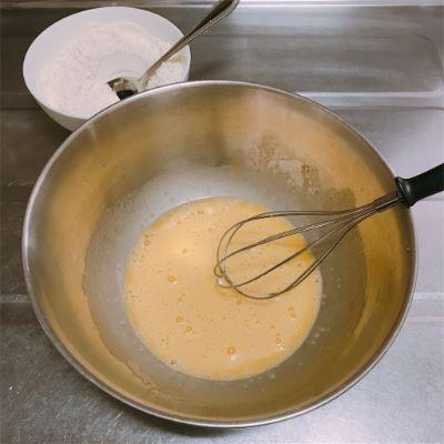 ケーキ 生地