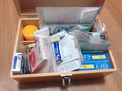 ミニマリスト 救急箱