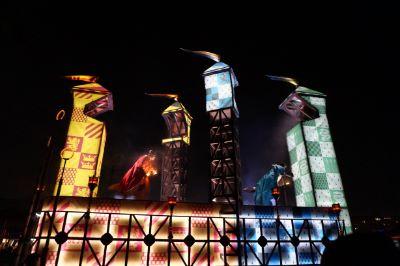 ユニバ ナイトパレード
