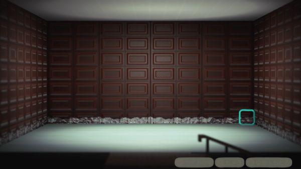 ビターチョコなかべ あつ森 ローラン 壁紙 かべがみ 非売品