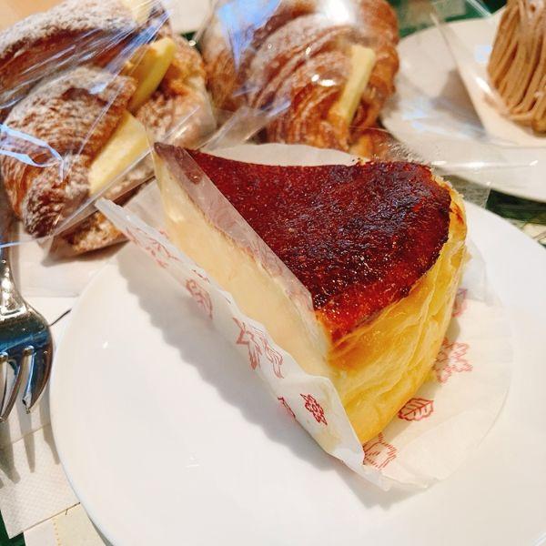 マールブランシュ ロマンの森 京都 山科 ランチメニュー マール・ザ・チーズケーキ